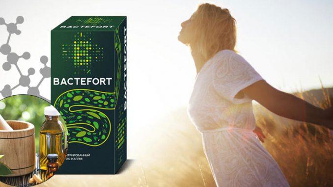 Bactefort a természetes orvosság a test paraziták